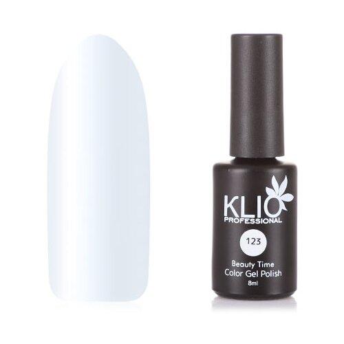 Купить Гель-лак для ногтей KLIO Professional Beauty Time, 8 мл, №123