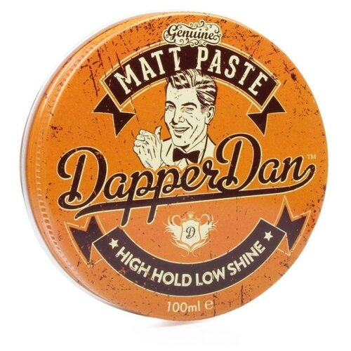 Фото - Dapper Dan Паста Dapper Dan Matt Paste, средняя фиксация, 100 мл dan gookin word 2019 for dummies