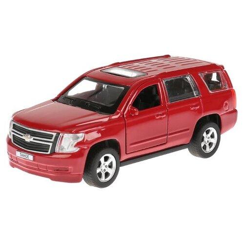 Купить Внедорожник ТЕХНОПАРК Chevrolet Tahoe 12 см красный, Машинки и техника