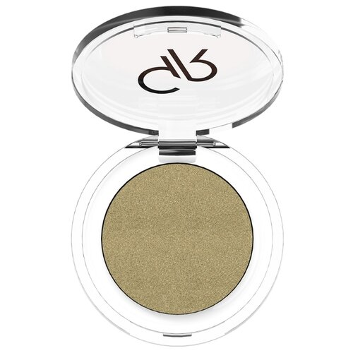 Golden Rose Тени для век Soft Color Mono Eyeshadow 54 pearl