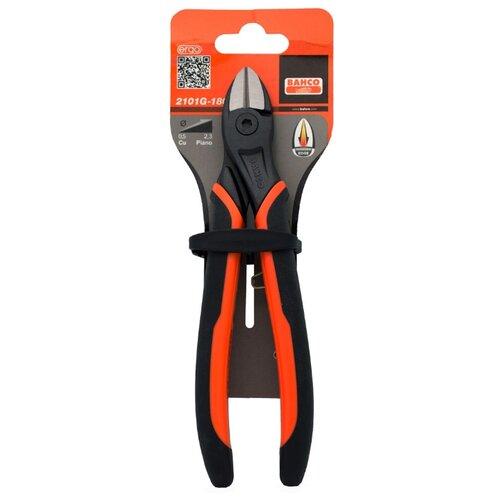 Бокорезы BAHCO Ergo 2101G-180 180 мм черный/оранжевый бокорезы mr logo усиленные 180 мм