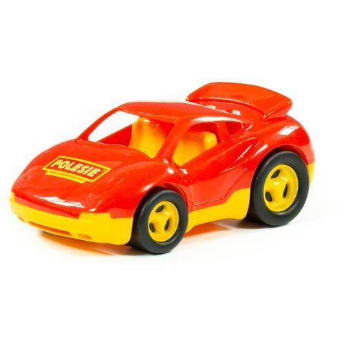 Гоночная машина Полесье Вираж (35417) 15 см, Машинки и техника  - купить со скидкой