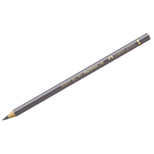 Купить Карандаш художественный Faber-Castell Polychromos , цвет 274 теплый серый V, цена за штуку, 289897, Цветные карандаши