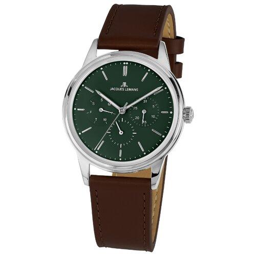 Фото - Наручные часы JACQUES LEMANS 1-2061C наручные часы jacques lemans 1 2110e