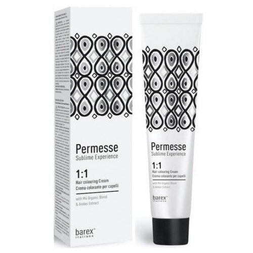 Купить Barex Permesse Sublime Experience Крем-краска, 8.003 светлый блондин натуральный интенсивный, 100 мл