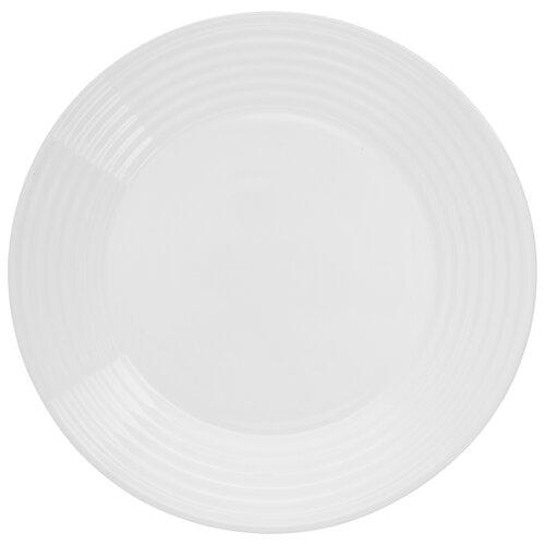 Luminarc Тарелка суповая Harena 23 см L2785 белый тарелка суповая luminarc harena black 23 5 см