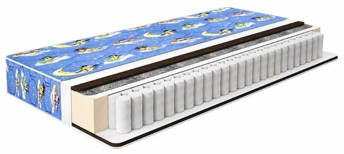 Матрас детский Конкорд Lux Kids 60x170 пружинный — купить по выгодной цене на Яндекс.Маркете