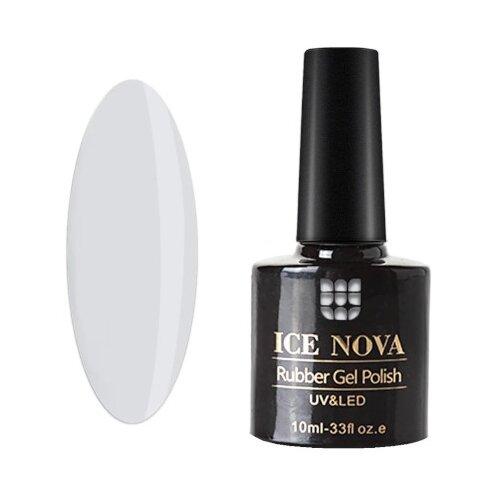 Купить Гель-лак для ногтей ICE NOVA Rubber Gel Polish, 10 мл, 202