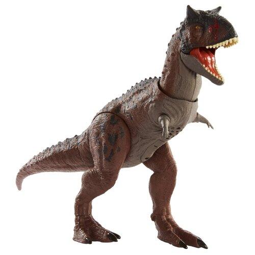 Купить Фигурка Mattel Jurassic World Карнотавр Торо GNL07, Игровые наборы и фигурки