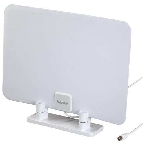 Фото - Комнатная DVB-T2 антенна HAMA H-121668 комнатная dvb t2 антенна hyundai h tai380