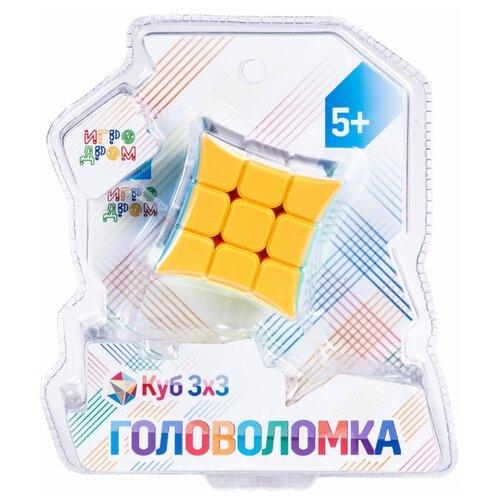 Купить Головоломка 1 TOY Куб с загнутыми вершинами (Т16225) разноцветный, Головоломки