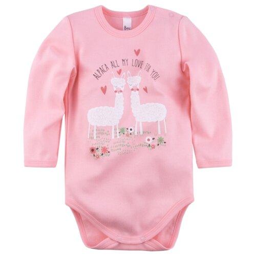 Купить Боди Bossa Nova размер 86, розовый
