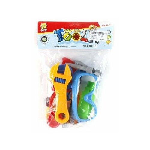 Shantou Gepai Набор инструментов C002-10 набор для плетения shantou gepai 21009c от 8 лет