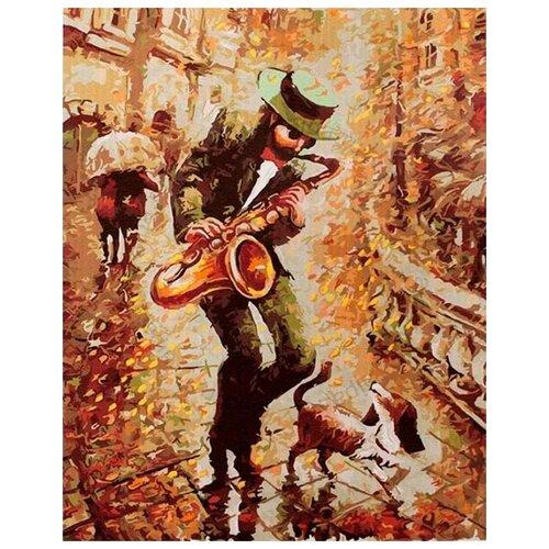 Фото - Алмазная вышивка Цветной Осенний блюз 2, 50x40 игорь сергеевич фурсов осенний блюз усталой души