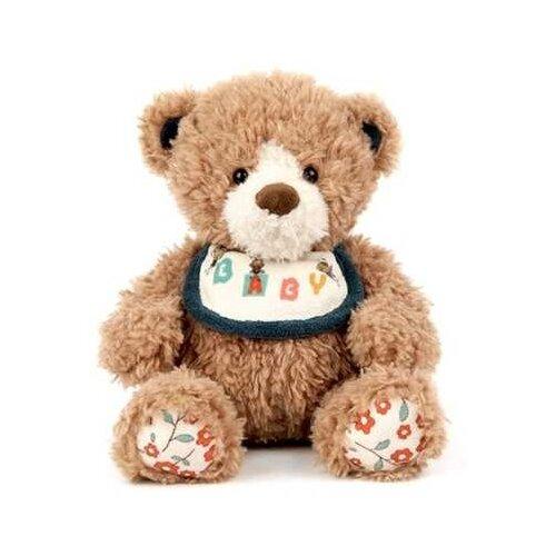 Медведь с нагрудником, 28 см, арт. K31274С