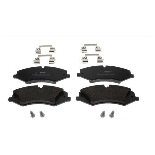 цена на Дисковые тормозные колодки передние Ferodo FDB4104 для Land Rover Range Rover Sport, Land Rover Discovery, Land Rover Range Rover (4 шт.)