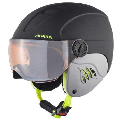 Защита головы Alpina Carat LE Visor HM (52 - 48 см) защита головы alpina biom 58 54 см