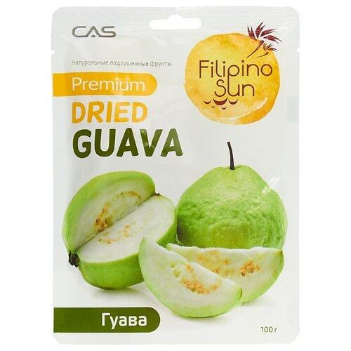 Плоды гуавы Filipino Sun сушеные, 100 г