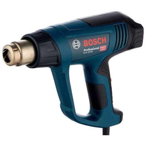 Строительный фен BOSCH GHG 23-66 Professional Case 2300 Вт