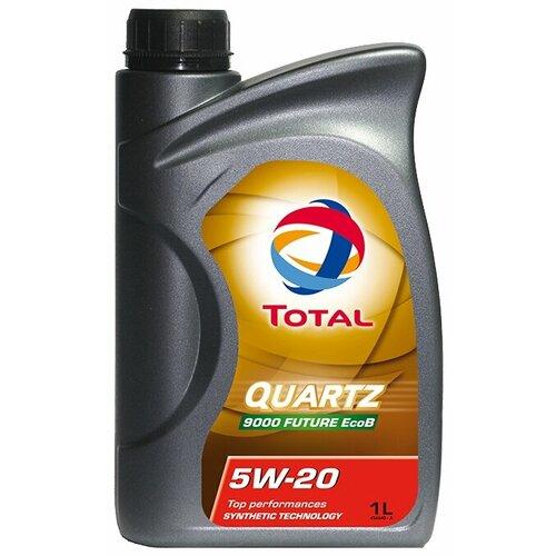 Фото - Моторное масло TOTAL Quartz 9000 Future EcoB 5W-20 1 л моторное масло total quartz 9000 future gf 5 0w 20 1 л