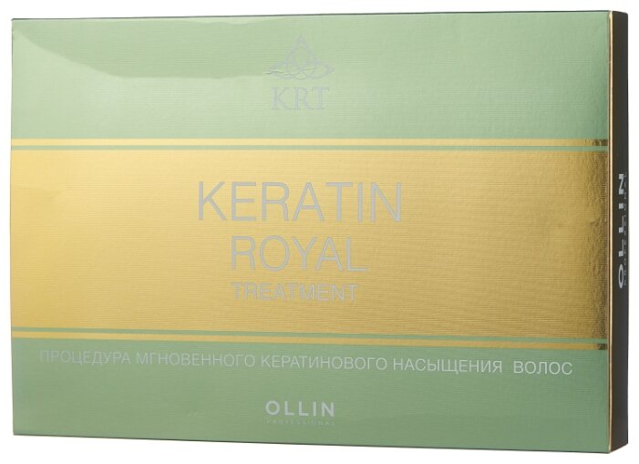 Набор OLLIN Professional Keratine royal treatment