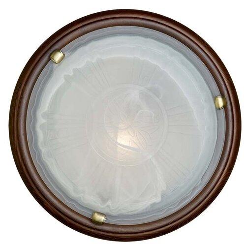 Светильник без ЭПРА Сонекс Lufe Wood 136/K, D: 36 см, E27