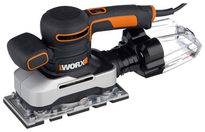 Плоскошлифовальная машина Worx WX642.1 кейс