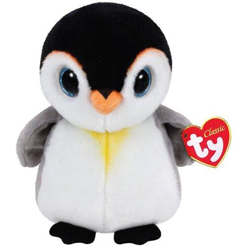 Мягкая игрушка TY Classic Пингвин Pongo 33 см