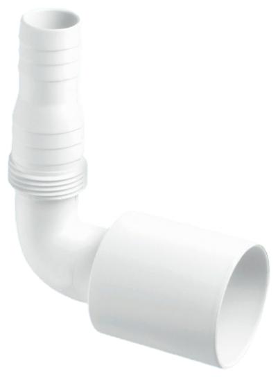 Отвод для бытовой техники McALPINE MRWMF-90