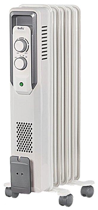 Масляный радиатор Ballu Cube BOH/CB-05 W 1000