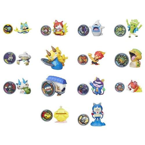 Игровой набор Yokai Watch Медаль B5937 игровой набор yokai watch медаль b5946
