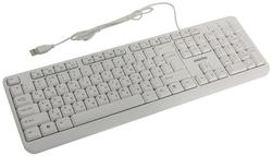 Клавиатура SmartBuy ONE 208 White USB
