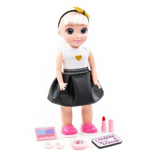 Купить Интерактивная кукла Полесье Кристина в салоне красоты, 37 см, 79336, Куклы и пупсы