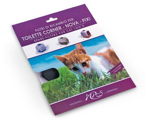Фильтр для туалета кошек MPS Pixi S07070100