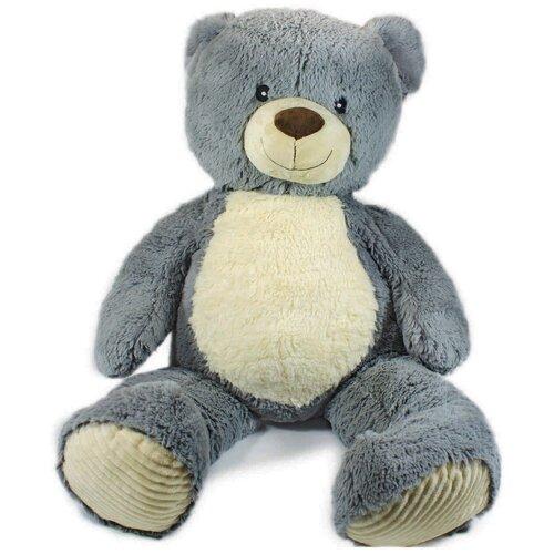 Мягкая игрушка Teddykompaniet Медвежонок Валле 60 см, серый