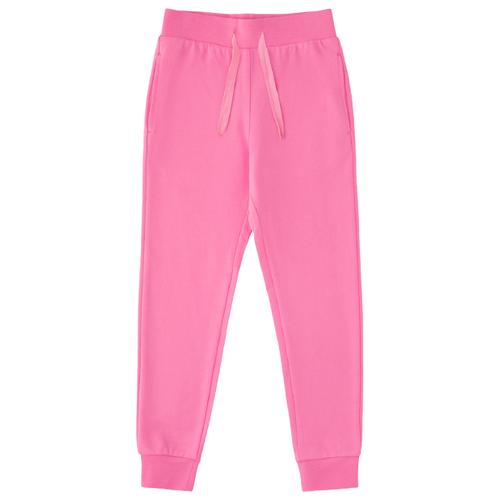 Купить Брюки crockid размер 134, розовый