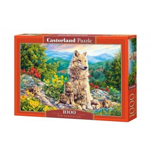 Пазл Castorland Потомство (C-104420), 1000 дет.