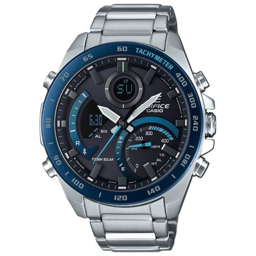 Наручные часы CASIO ECB-900DB-1B наручные часы casio ecb 800dc 1a