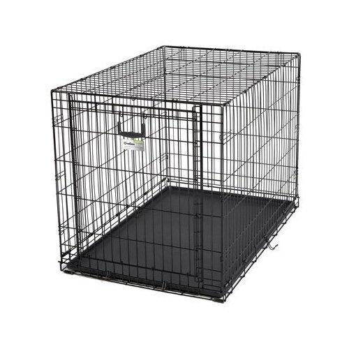 Клетка для собак Midwest Ovation 1942 111х71.7х77.5 см черный