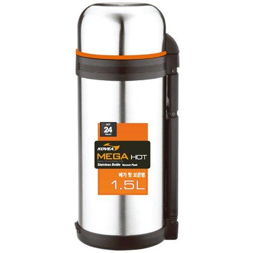 Классический термос KOVEA KDW-MH1500, 1.5 л серебристый