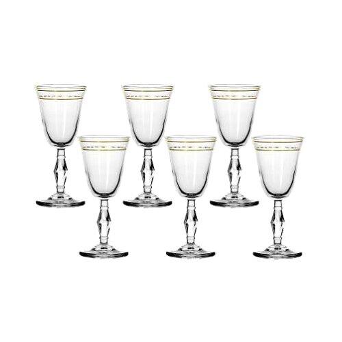 Pasabahce Набор бокалов для вина Queen 236 мл 6 шт прозрачный
