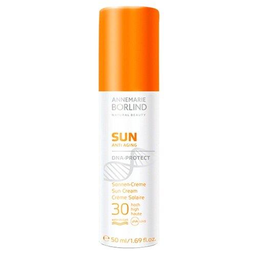 Купить Annemarie Borlind крем Sun anti aging с защитой ДНК, SPF 30, 50 мл