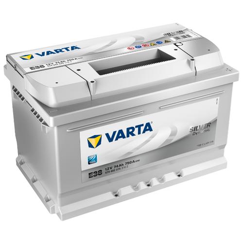 Аккумулятор VARTA Silver Dynamic E38 (574 402 075)