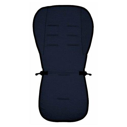 Купить Матрас для прогулочной коляски Altabebe Lifeline Polyester + 3D Mesh 83 x 42 черный, Матрасы и наматрасники