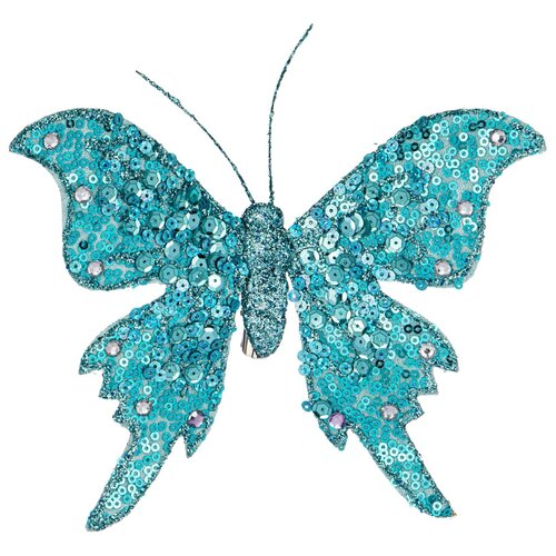 Изделие декоративное бабочка 17х14 см Lefard (535-322)
