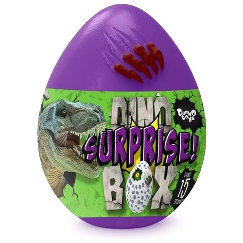 Купить Danko Toys Dino Surprise Box DSB-01-01, Игровые наборы и фигурки