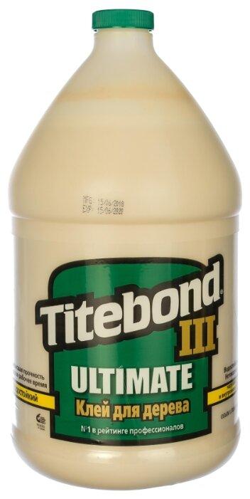 Клей полимерный Titebond III Ultimate 1416 3.785 л