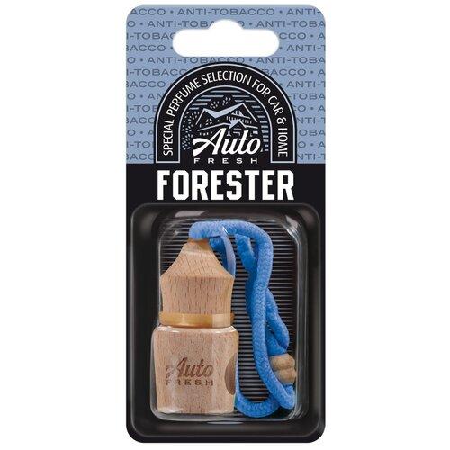 Auto Fresh Ароматизатор для автомобиля Wood Forester Anti Tabacco недорого