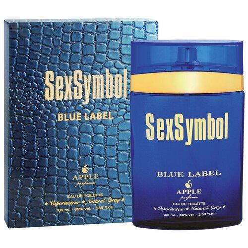 Купить Туалетная вода Apple Parfums SexSymbol Blue Label, 100 мл