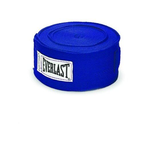 Кистевые бинты Everlast 4456 синий